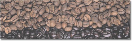 fototapeta na szkle kawa