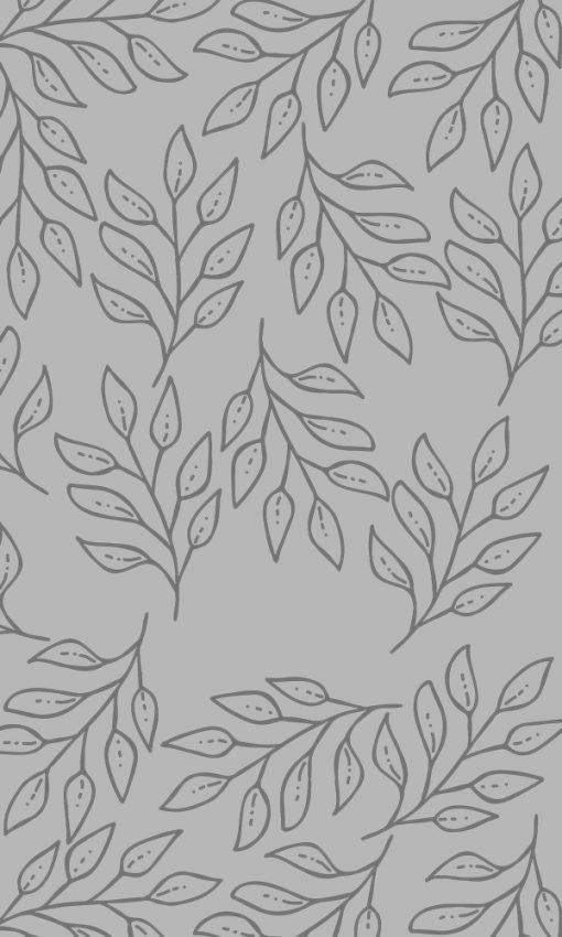 naklejka na szybę roślinki