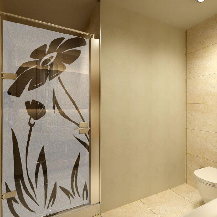 naklejki na kabiny prysznicowe