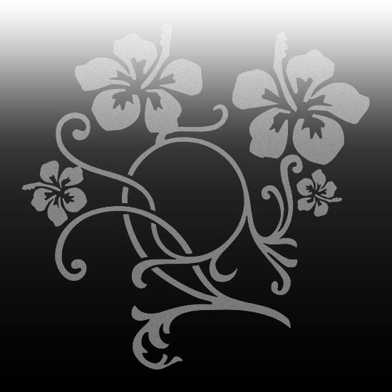 dekoracje luster z kwiatami