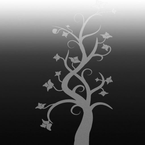 naklejki na lustra drzewo