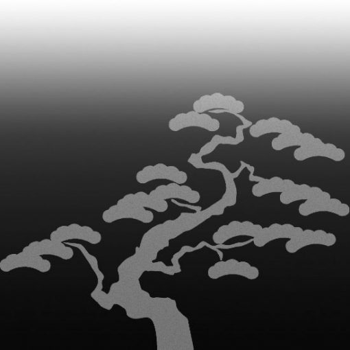 bonsai ozdoba na lustra