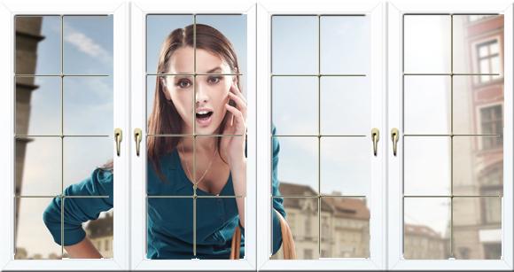 naklejki na okna
