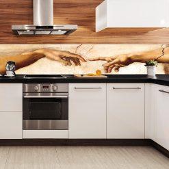 naklejka na szybę stworzenie do kuchni