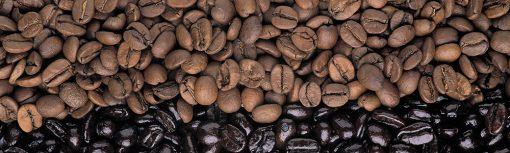 naklejka pod szybę z kawą