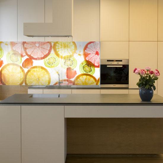 fototapety pod szkło do kuchni