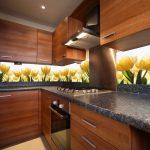 fototapety pod szkło tulipany