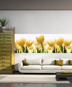 laminaty pod szkło tulipany