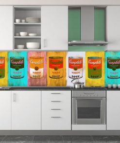 naklejki do kuchni Andy Warhol