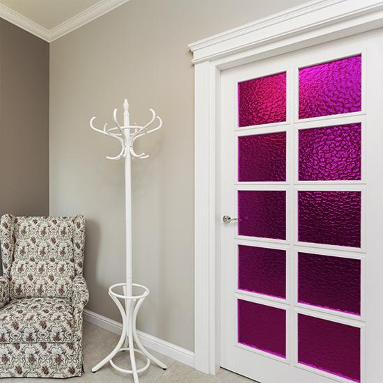 folia zmieniająca kolor szkła