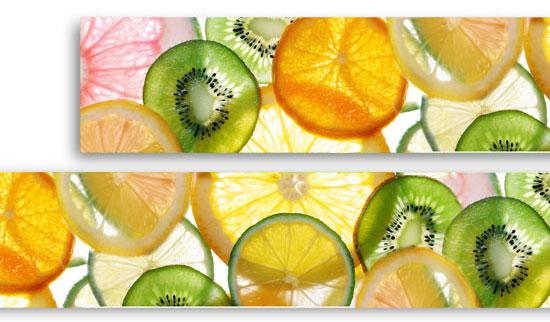 fototapety z owocami