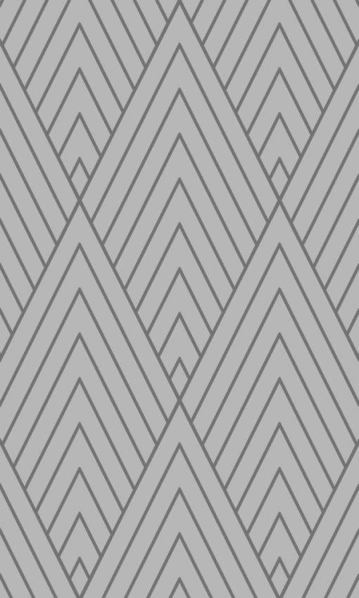naklejka na szybę w trójkąty