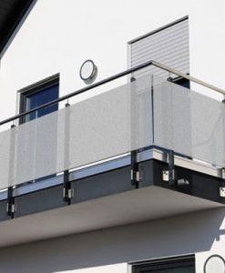 folia na szybę balkonową