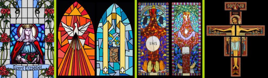 Witraże kościelne