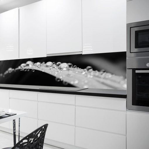 naklejka na szkło do kuchni