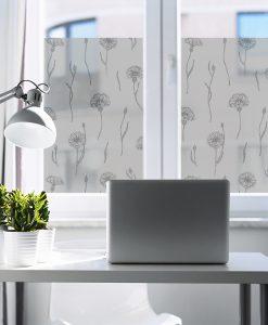 folia matująca okna w kuchni