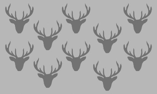 zazdrostka samoprzylepna z jeleniami