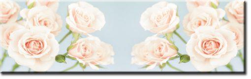 naklejka na szkło kuchenne róże