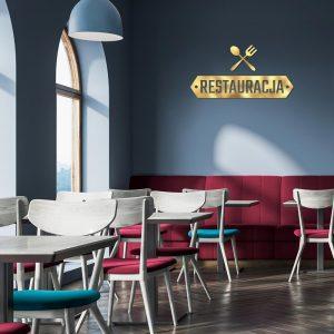 Logo na ścianę do kawiarni